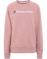 Tommy Sport Sweatshirt - Pink