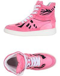 Katie Grand Loves Hogan High-tops & Sneakers - Pink
