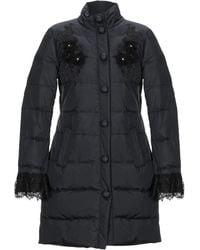 Blugirl Blumarine Down Jacket - Black