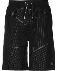 LHU URBAN Shorts & Bermuda Shorts - Black