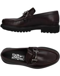 Ferragamo - Loafer - Lyst