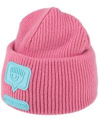 Chiara Ferragni Hat - Pink