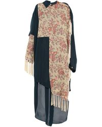 Loewe Short Dress - Multicolor