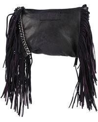 Studio Moda Cross-body Bag - Black