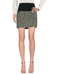 Bouchra Jarrar - Knee Length Skirt - Lyst