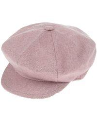 Borsalino Mützen & Hüte - Pink