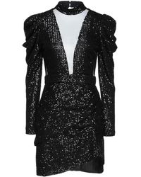 EUREKA by BABYLON Short Dress - Black