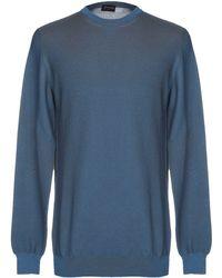 Drumohr Pullover - Blau