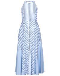 ISABELLE BLANCHE Paris Long Dress - White