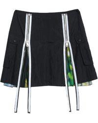 Maison Margiela Mini Skirt - Black