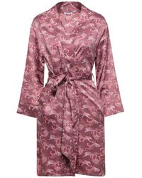 Verdissima Peignoir ou robe de chambre - Rouge