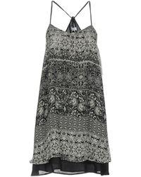 Tonello - Short Dress - Lyst
