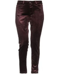 Closed Casual Trousers - Brown
