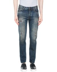 Michael Coal - Pantaloni jeans - Lyst