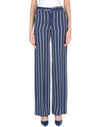 Peserico Pantalones - Azul