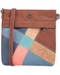 Desigual Cross-body Bag - Brown