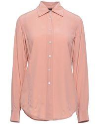 Aspesi Camisa - Rosa