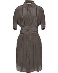 Cruciani Short Dress - Green