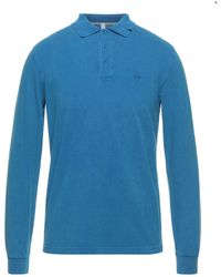 Sun 68 Polo Shirt - Blue