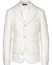 Haider Ackermann Suit Jacket - White