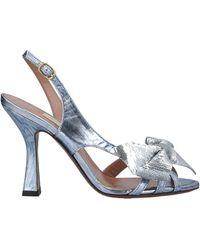 L'Autre Chose Sandals - Blue