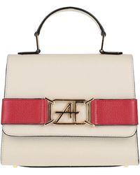 Alberta Ferretti Handbag - Natural