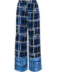 House of Holland Trouser - Blue