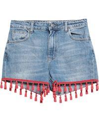 ViCOLO Denim Shorts - Blue