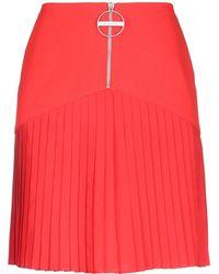 Givenchy Jupe au genou - Rouge