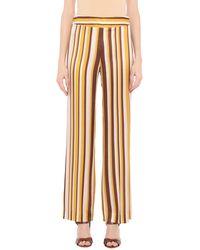 Via Masini 80 Casual Trouser - Multicolour