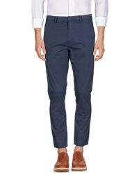 Macchia J Pantalone - Blu