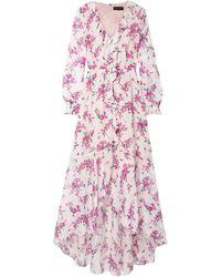 Rachel Zoe Long Dress - Multicolour
