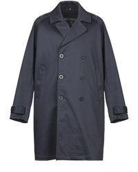 Sempach Coat - Blue
