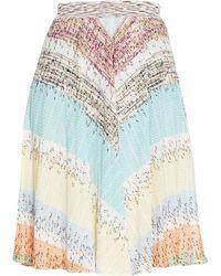 Missoni Midi Skirt - White