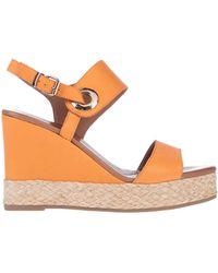 Inuovo Sandals - Orange