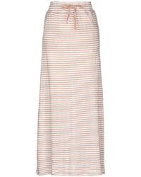 Sun 68 Long Skirt - Multicolor