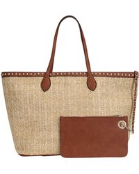 Steve Madden Handbag - Natural