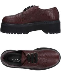 Pinko Lace-up Shoes - Multicolour