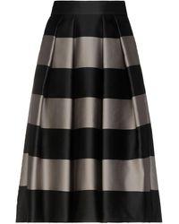 Giorgio Armani Midi Skirt - Black