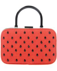 Alice + Olivia Handbag - Red