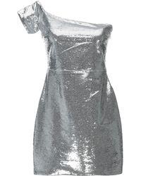 Zoe Karssen Short Dress - Metallic