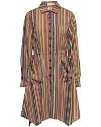 MEISÏE Short Dress - Multicolor