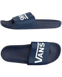 Vans Sandals - Blue