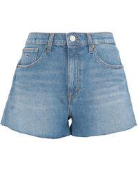 Tommy Hilfiger Shorts vaqueros - Azul