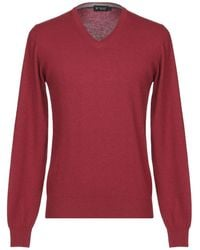 Hackett Pullover - Rouge