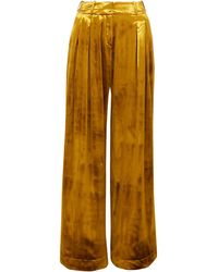 Mother Of Pearl Trouser - Brown