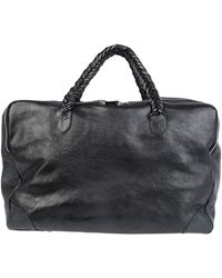 Golden Goose Deluxe Brand Travel & Duffel Bag - Black