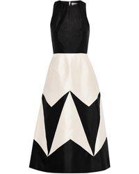 Novis Midi Dress - Black