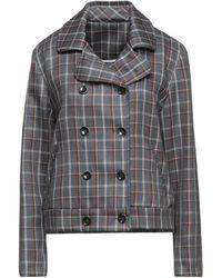 Nine:inthe:morning Suit Jacket - Gray