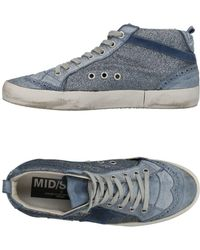 Golden Goose Deluxe Brand - High-tops & Sneakers - Lyst